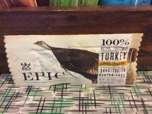 Epic Turkey Almond Cranberry